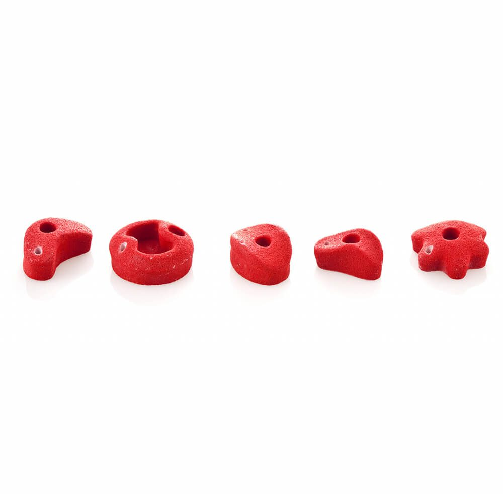 Climbing grips small