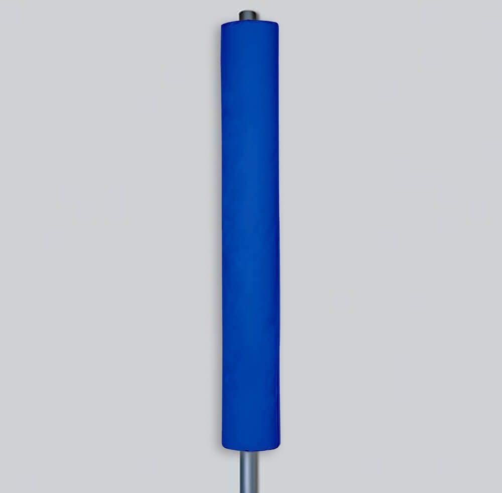 Protezione pali beach volley competizione blu