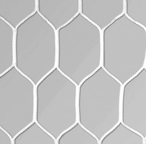 Rete porte calcio ridotte 4x2 6 senza nodo