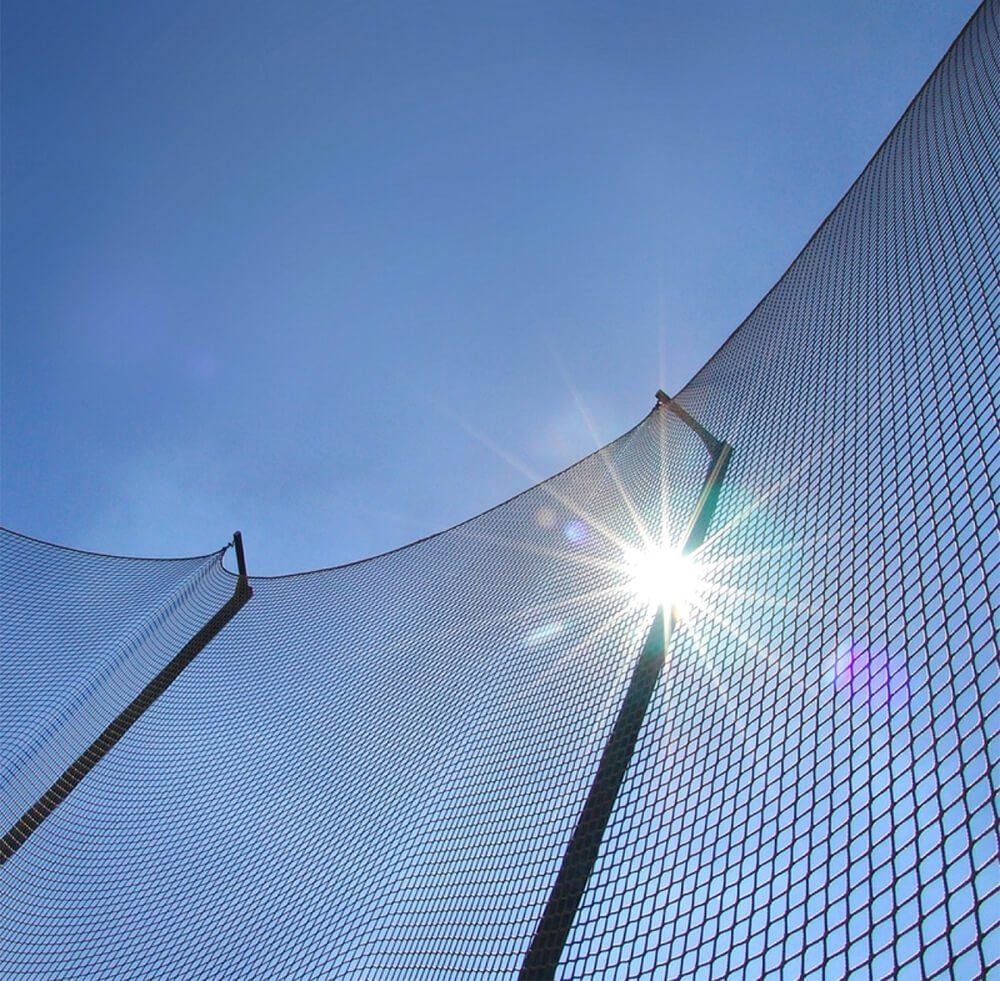Rete recinzione su misura 140x140