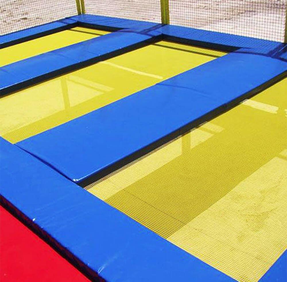 Rete tappeto elastico 1