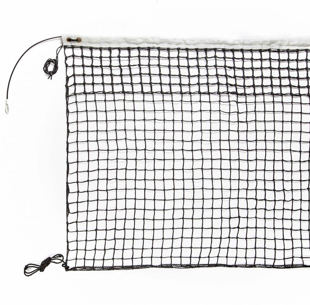 Rete tennis regolamentare super torneo