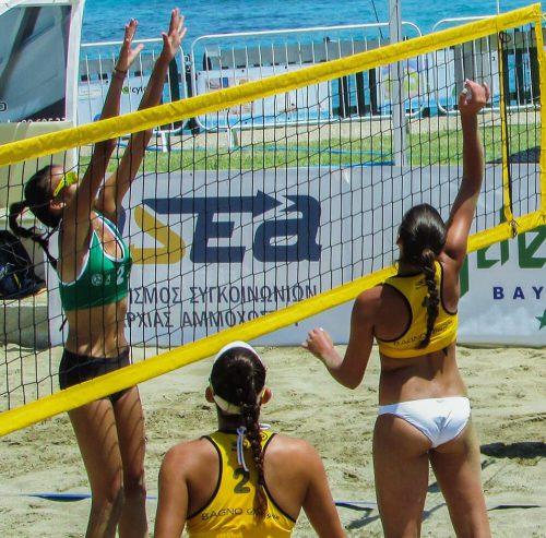 Reti beach volley