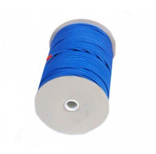 Treccia elastica blu